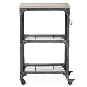 Franklin Microwave, Kitchen Cart - Threshold™