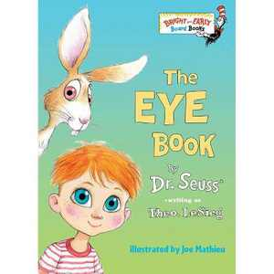 The Eye Book By Theo. LeSieg (Board Book)