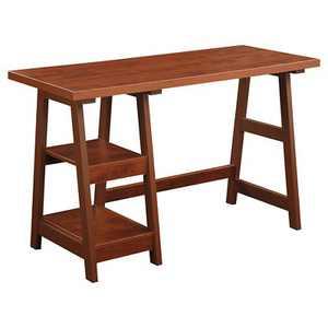 Trestle Desk Cherry - Breighton Home
