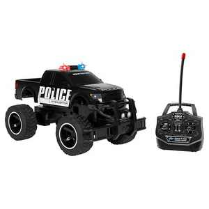 Ford F150 SVT Raptor Police RC Truck 1:14
