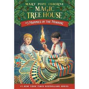 Mummies in the Morning (Magic Tree House Book 3) (Mary Pope Osborne) (Hardcover)