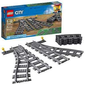 LEGO City Trains Switch Tracks 60238