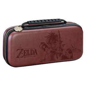 Nintendo Switch Game Traveler Deluxe Travel Case - Brown