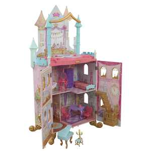 Disney Princess Dance & Dream Dollhouse By KidKraft with 20 Accessories Included