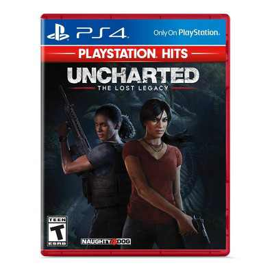 Uncharted: The Lost Legacy - PlayStation 4 (PlayStation Hits)