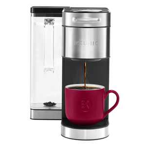 Keurig K-Supreme Plus Single Serve K-Cup Pod Coffee Maker, MultiStream Technology, Stainless Steel