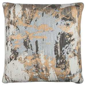 "20""x20"" Oversize Cotton Square Throw Pillow - Rizzy Home"