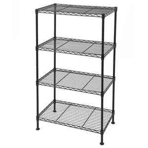 Zimtown 4-Shelf Adjustable, Storage Shelving Unit