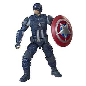 Hasbro Marvel Legends Series Gamerverse Captain America