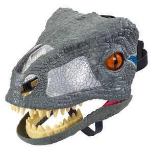 """Jurassic World Velociraptor """"Blue"""" Chomp 'N Roar Mask"""