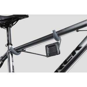 Delta Design Single Bike Horizontal Wall Mount Rack