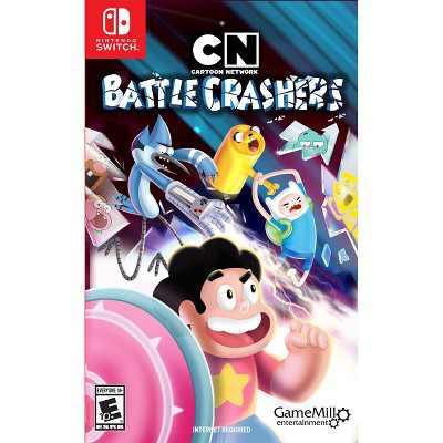 Cartoon Network Battle Crashers - Nintendo Switch