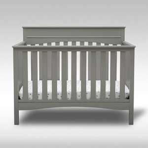 Delta Children Skylar 4-in-1 Convertible Crib, Greenguard Gold Certified