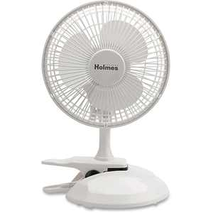 Holmes, HLSHCF0611AWM, HCF0611A-WM Desk Fan, 1 Each, White