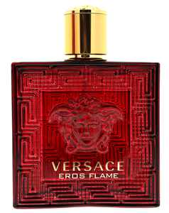 Versace Eros Flame Eau De Parfum Spray, Cologne for Men, 3.4 Oz