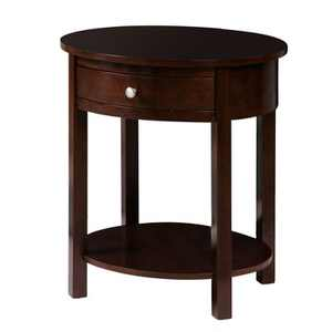 Classic Accents Cypress End Table Espresso - Breighton Home