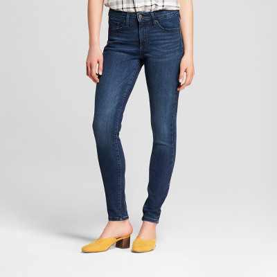 Women's High-Rise Skinny Jeans - Universal Thread