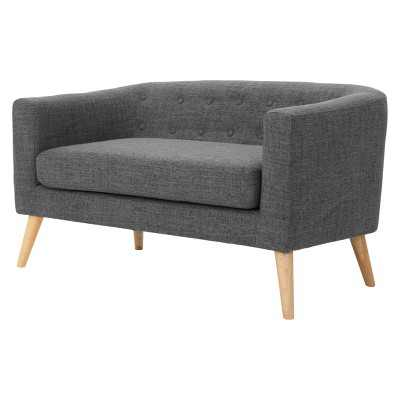 Bridie Mid-Century Loveseat - Christopher Knight Home