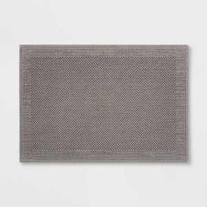 "21""x30"" Performance Textured Bath Mat - Threshold"