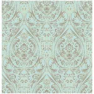 NuWallpaper Nomad Damask Peel & Stick Wallpaper