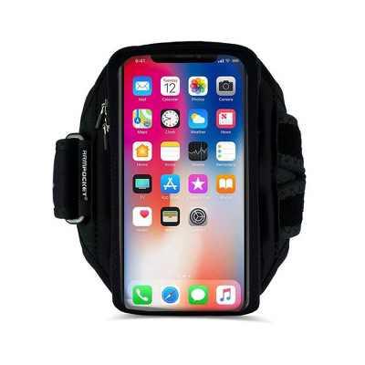 "Armpocket X Armband (fits up to 6"" Phone) - Black"