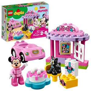LEGO DUPLO Disney Minnie Mouse's Birthday Party 10873
