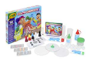 Crayola Color Chemistry Art Set, Beginner Unisex Child