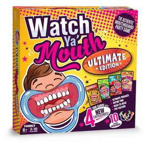 Watch Ya' Mouth Ultimate Edition Game