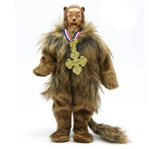 Mego The Wizard of Oz Cowardly Lion Action Figure 8""