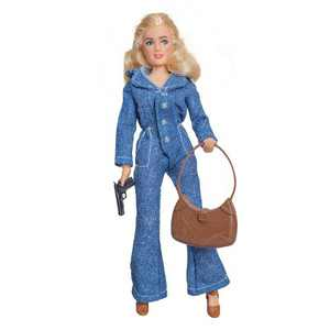 Mego Charlie's Angels Kris Munroe Action Figure 8""