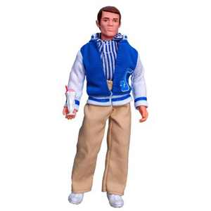 Mego Happy Days Richie Cunningham Action Figure 8""