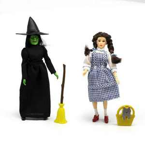 Mego The Wizard of Oz Dorothy & Wicked Witch Action Figure