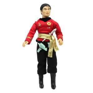 Mego Star Trek Mirror Universe Sulu & Uhura Action Figure
