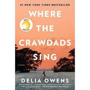 Where the Crawdads Sing -  by Delia Owens (Hardcover)