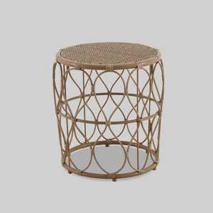 Britanna Patio Accent Table Natural - Opalhouse™