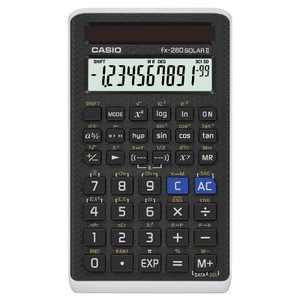 Casio fx-260SolarII Scientific Calculator