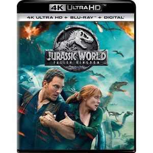 Jurassic World: Fallen Kingdom (4K/UHD)