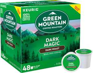 Green Mountain Coffee - Dark Magic K-Cup Pods (48-Pack)