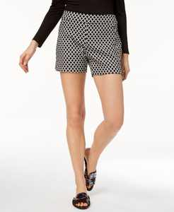 Printed Jacquard Shorts, Created for Macy's