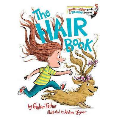 Hair Book -  (Bright and Early Books) by Graham Tether (Hardcover)
