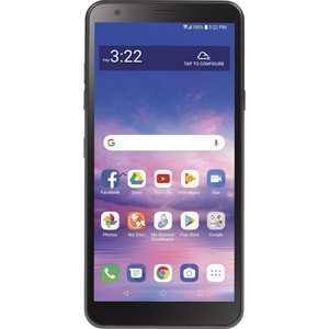 Tracfone LG Journey, 32GB, Black - Prepaid Smartphone
