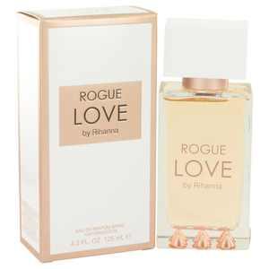 Rihanna Rihanna Rogue Love Eau De Parfum Spray for Women 4.2 oz