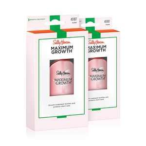 Sally Hansen Nail Treatment Maximum Growth, 0.45 oz, 2 Pack