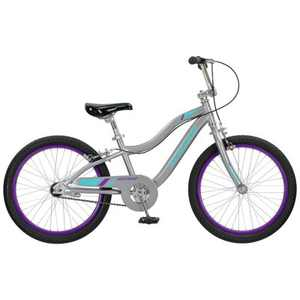 "Schwinn Astrid 20"" Kids' Bike - Gray"