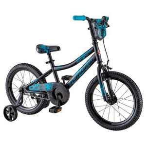 """Schwinn Flywheel 16"""" Kids' Bike - Black"""