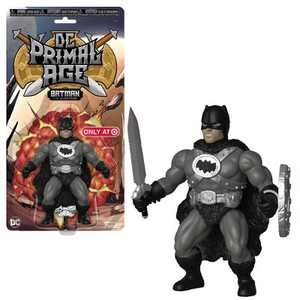 DC Comics Primal Age: Batman Action Figure