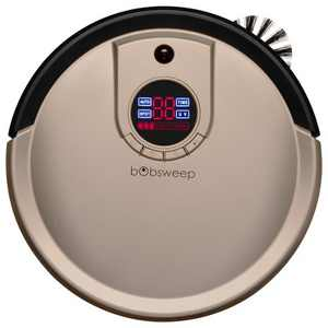 bObsweep Standard Robot Vacuum Cleaner and Mop - Champagne
