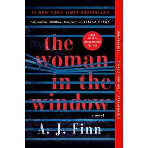 Woman in the Window -  Reprint by A. J. Finn (Paperback)