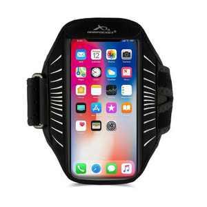 "Armpocket Racer Edge Armband (fits up to 6.3"" Phone) - Black"