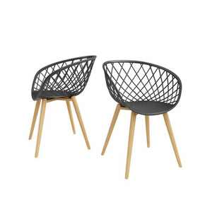 Set of 2 Kurv Chair - Jamesdar